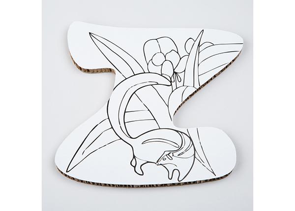 Dekoratiivtäht Z OI-139838