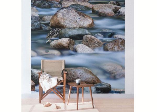 Fliis fototapeet River in Canada ED-139857