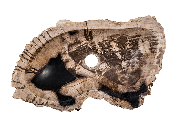 Kivistunud puidust valamu GM-140014