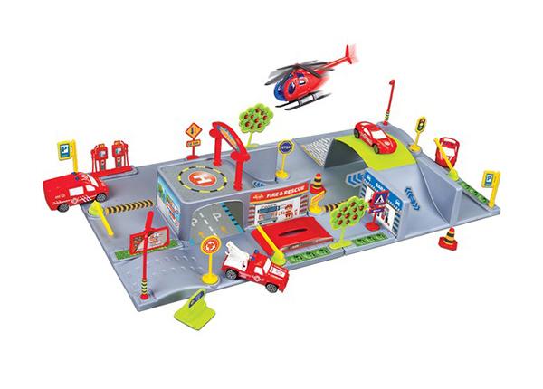Tuletõrje garaaž UP-140181