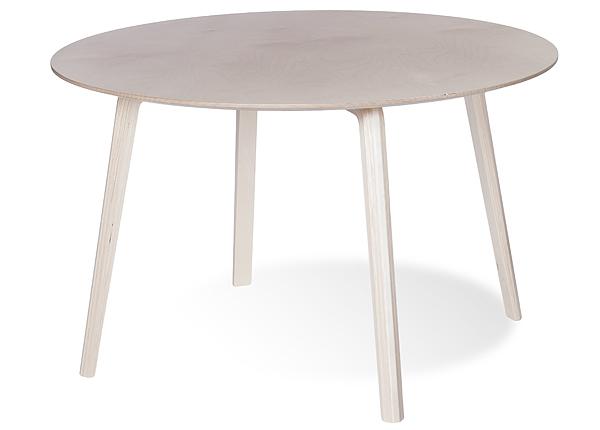 Söögilaud Milonga Ø 120 cm (peitsitud kask) ON-140229