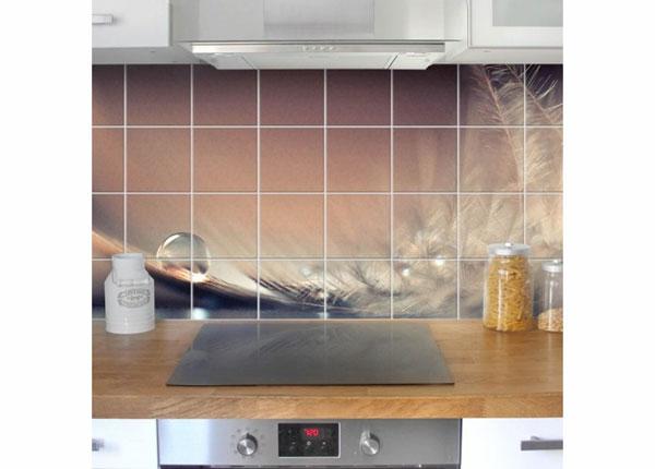 Kleebised seinaplaatidele Story of a Water Drop 60x120 cm