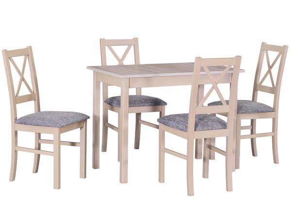 Söögilaud + 4 tooli CM-140523