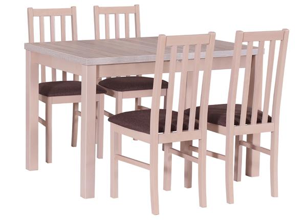 Söögilaud + 4 tooli CM-140524