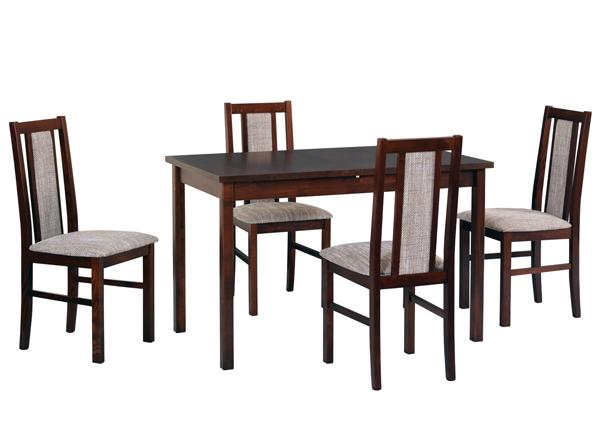 Söögilaud + 4 tooli CM-140942