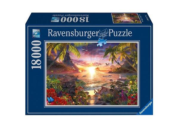 Pusle Paradiisi päikeseloojang 18000 tk RO-141053