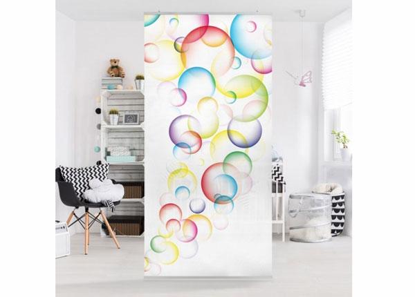Paneelkardin Rainbow Bubbles 250x120 cm ED-141202