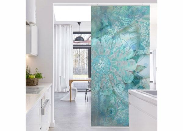 Paneelkardin Winter Flowers 250x120 cm ED-141215