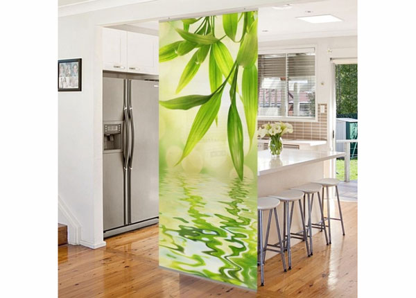 Paneelkardin Green Ambiance I 250x120 cm ED-141216