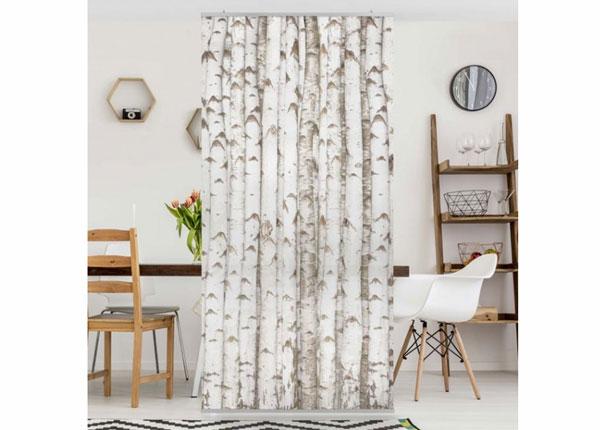 Paneelkardin Birch wall 250x120 cm ED-141218