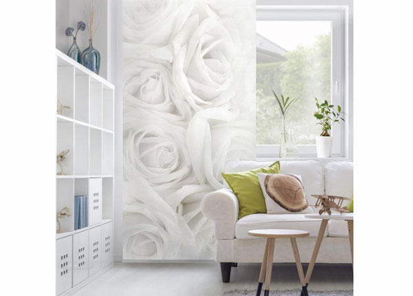 Paneelkardin White Roses 250x120 cm ED-141224