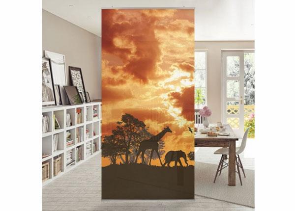 Paneelkardin Tanzania Sunset 250x120 cm ED-141234