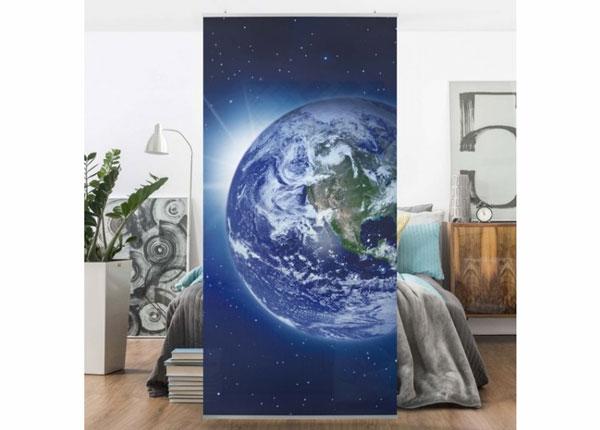 Paneelkardin Earth in Space 250x120 cm ED-141246