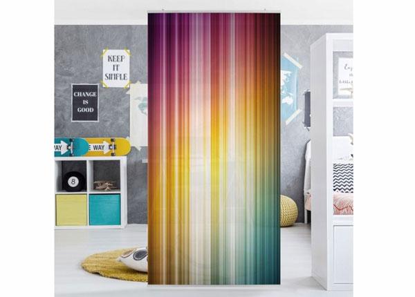 Paneelkardin Rainbow Light