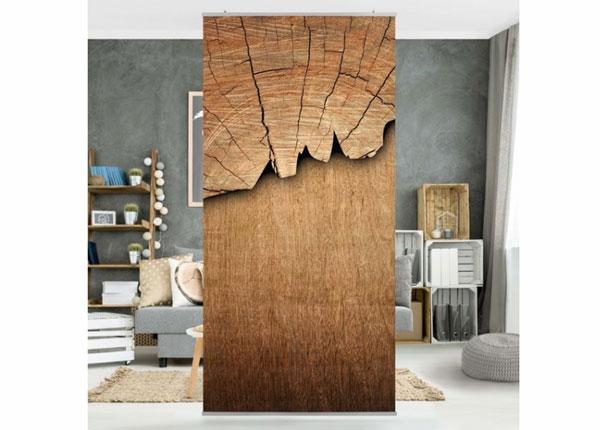 Paneelkardin Wood structure II
