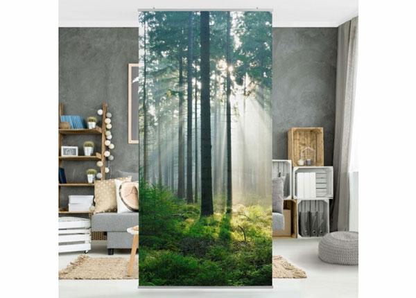 Paneelkardin Enlightened Forest