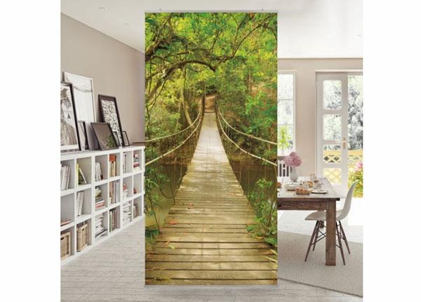 Paneelkardin Jungle bridge