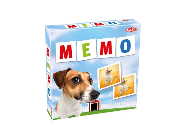 Lauamäng Memo loomad RO-141689