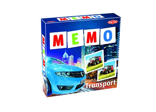 Lauamäng Memo Sõidukid RO-141696