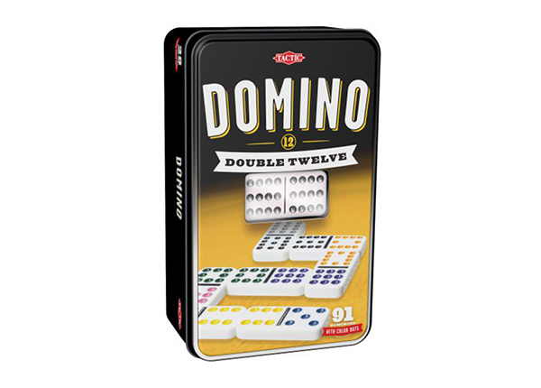 Lauamäng Doomino duubel 12 RO-141709