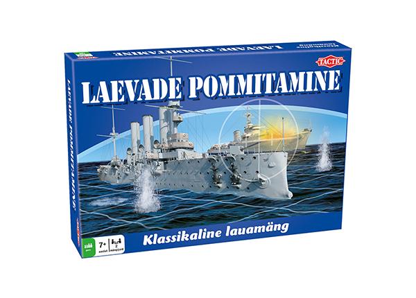 Lauamäng Laevade pommitamine RO-141720