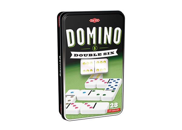 Lauamäng Doomino duubel 6 RO-142173