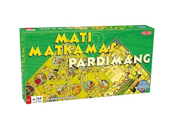 Lauamängud Mati matkamas ning Pardimäng RO-142174