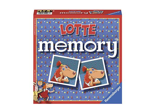 Lauamäng Memory Lotte RO-142184