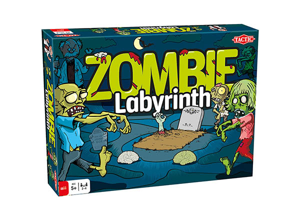 Lauamäng Zombie Labürint RO-142185