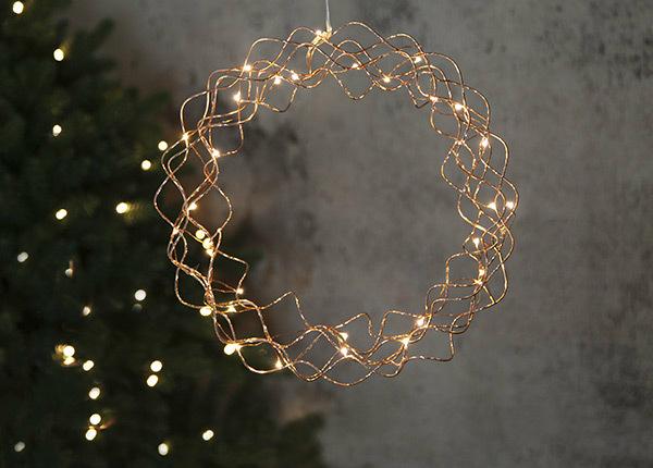 LED tuledega kaunistus Curly AA-142452