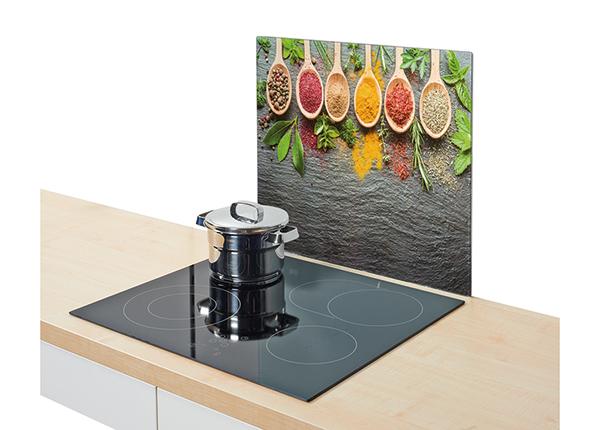 Pritsmekaitse/pliidiplaadikate Spices 56x50 cm GB-142504