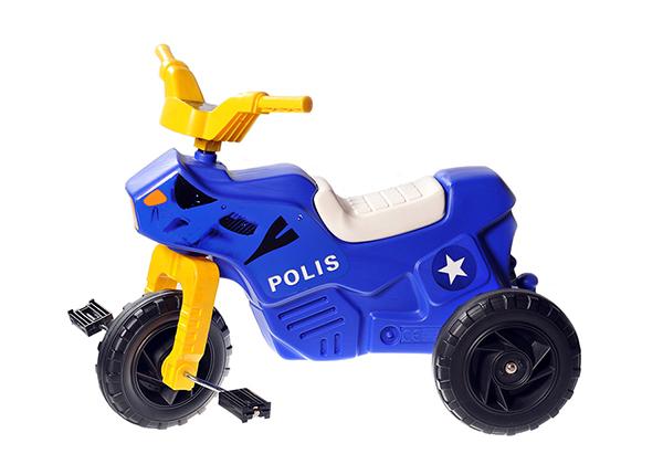 Pedaalidega mootorratas Politsei RO-142522
