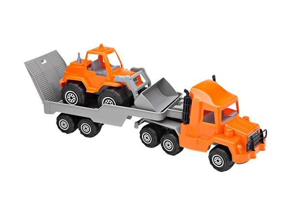 Treilerauto ja kopplaadur RO-142531