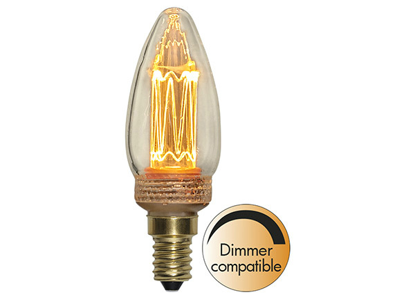 Dekoratiivne LED pirn E14 2,3 W
