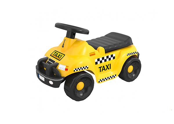 Plasto tõukeauto Takso RO-142580