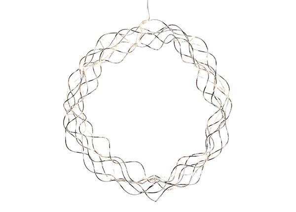 LED pirnidega dekoratsioon Curly AA-142635