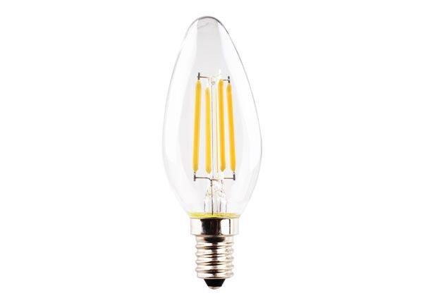 LED elektripirn reguleeritav E14 4 W 2 tk