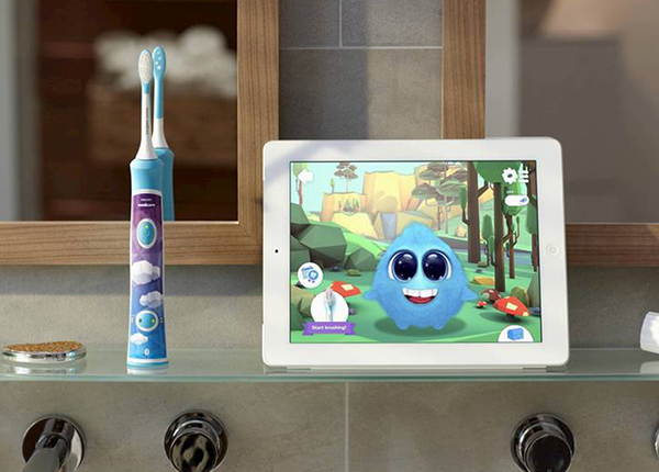 Elektriline hambahari Philips Sonicare For Kids Bluetooth