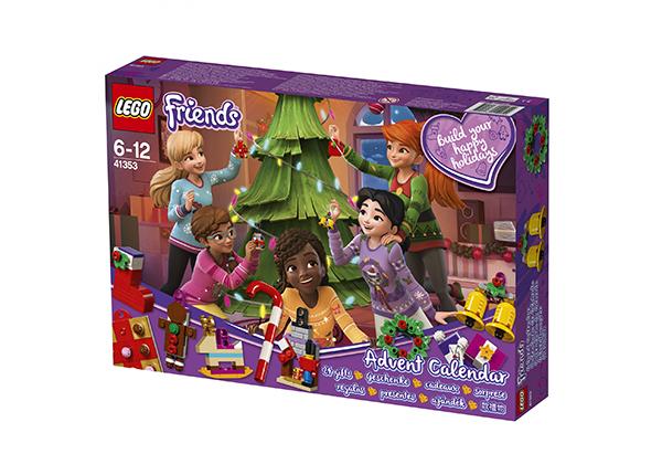 Advendikalender Lego Friends RO-142911