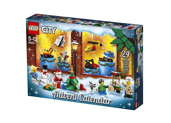Advendikalender LEGO City RO-142912