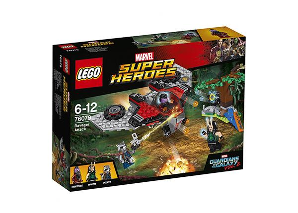 Laastaja rünnak Lego Super Heroes RO-142942