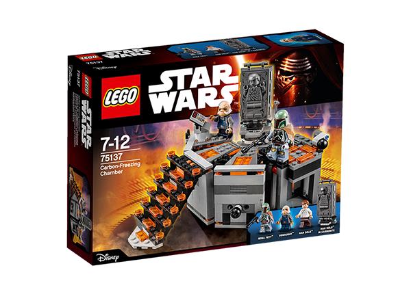 Süsiniku külmutamise kamber Lego Star Wars RO-142948