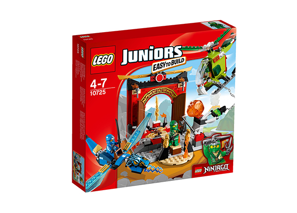 Kadunud tempel Lego Juniors RO-142949