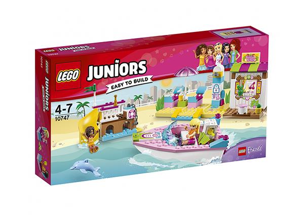 Andrea ja Stephanie rannapuhkus Lego Juniors RO-142950