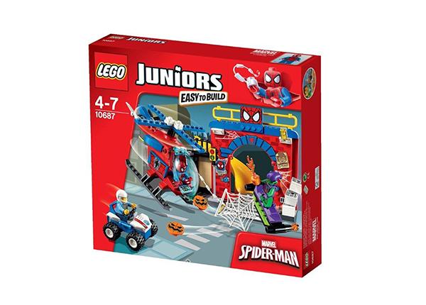Ämblikmehe peidupaik Lego Junior RO-142951
