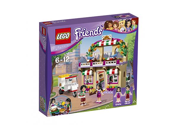 Heartlake'i pitsakohvik Lego Friends RO-142953