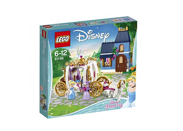 Tuhkatriinu võluõhtu Lego Disney RO-142955