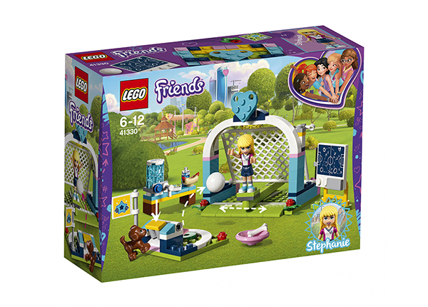 Stephanie jalgpallitrenn Lego Friends RO-142969