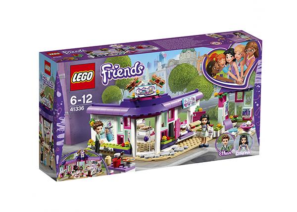 Emma kunstikohvik Lego Friends RO-142971
