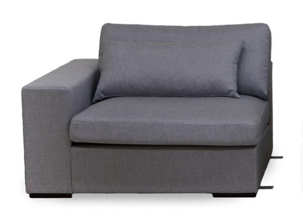 Diivanimoodul käetoega Comforto XL 124,2 cm TP-143037